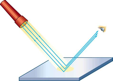 Reflecting Light physics class 10 reflection of light