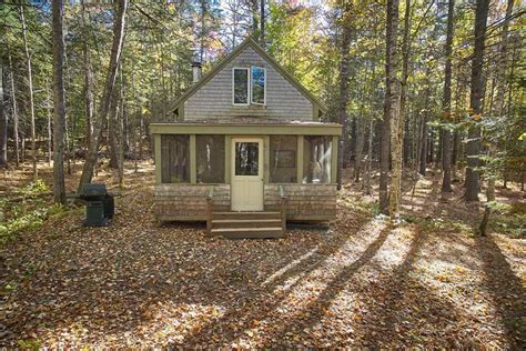 Cabin In The Woods by On The Market A Quaint Cabin In The Woods Boston Magazine