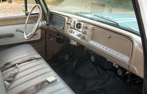 1965 chevy c10 interior pictures to pin on