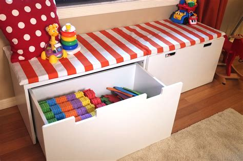 window seat storage bench ikea the stuva storage bench provides a comfortable window seat