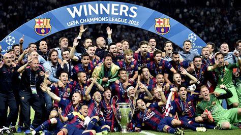 Barca Home 1617 Size Sm fc barcelona 2015 uefa chions league winners