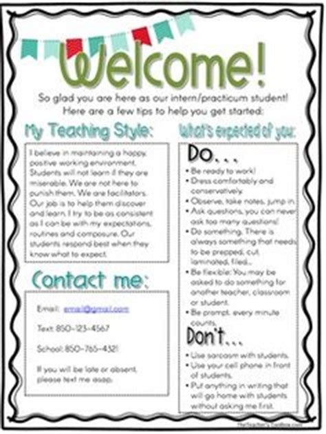 Introduction Letter Welcome Students Back To School back to school letters editable welcome letters for