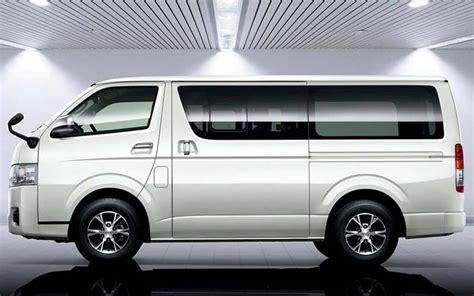 Harga Vans Japan banyak hal baru di toyota hiace 2018 autos id