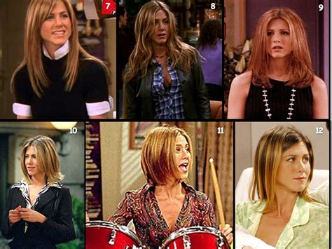 rachel greene wavy hair rachel green from f r i e n d s whats your pick be