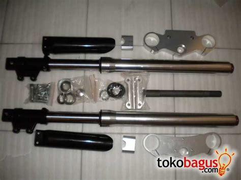 Kunci Cakram Posh memodifikasi motor dengan memasang selongsong pasang selongsong sok posh