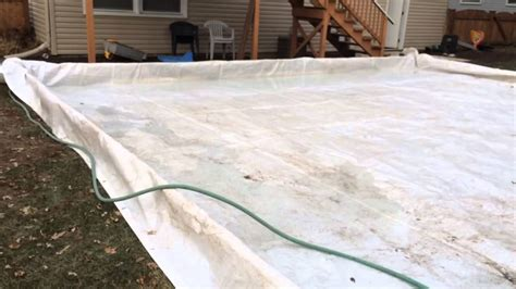 How To Flood A Backyard Rink by Outdoor Furniture Design And Ideas Part 98