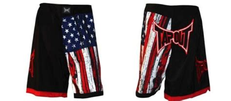 image gallery mma shorts