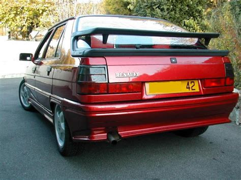 image gallery renault 11 tuning