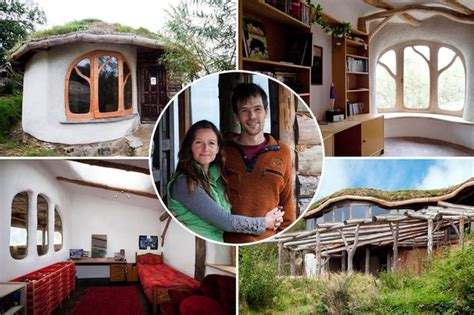 cheapest house   western hemisphere couple build  dream  bed home