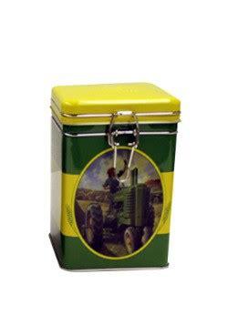 john deere square lock top tin canister set on popscreen john deere