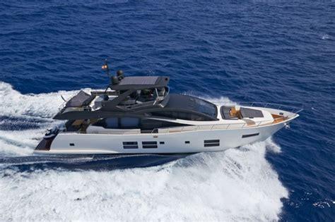 fort lauderdale boat show accommodation luxury yacht astondoa 80 glx underway