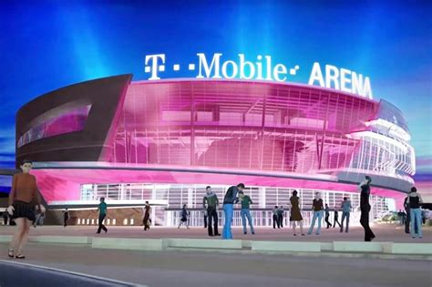 mobile phones arena t mobile arena it is las vegas arena name confirmed