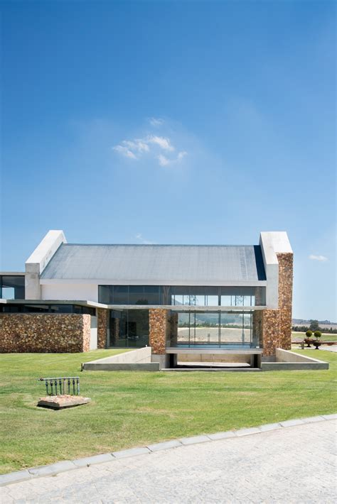 Mba Architects by Galer 237 A De Anura Vineyards Mba Architects Inhouse