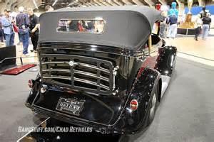 Chevrolet Rydell Bangshift Wes Rydell 1935 Chevy Phaeton Ambr Contender