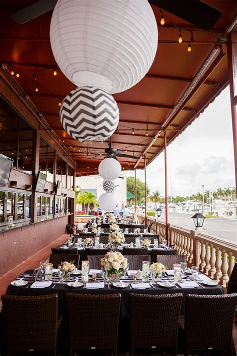 Carmines Palm Gardens by Beachfront Vow Renewal At Carmine S Grill In Palm