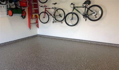 Garage Floor Paint With Grit Epoxy Garage Floor In Ashburn Va