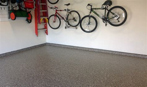 Epoxy Garage Floor in Ashburn VA