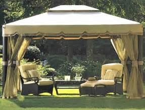 Patio Gazebos And Canopies 10 X 10 Gazebo How To Choose One Effectively Homes And Garden Journal