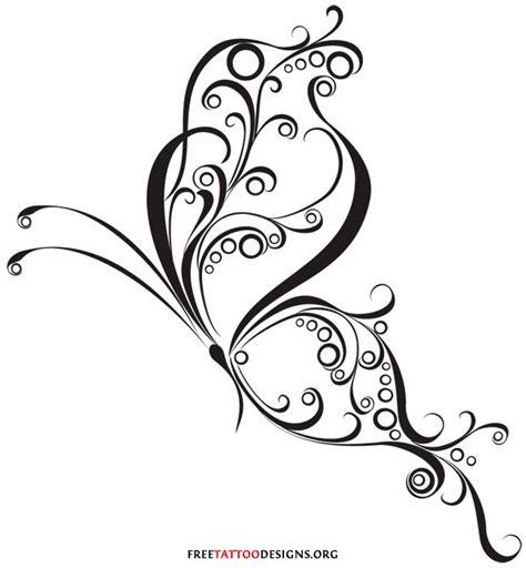 tribal butterfly tattoo picmia