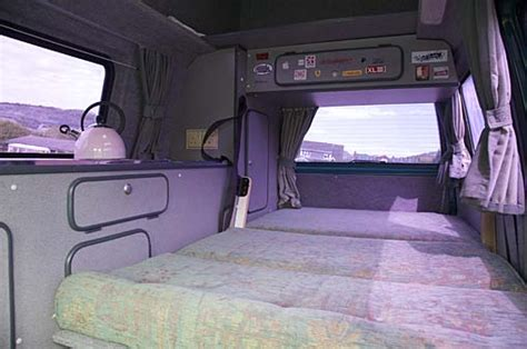van with bed vw cer van info and pics ad copy