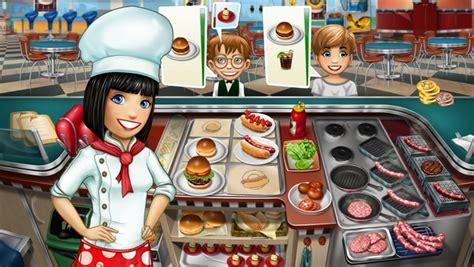 juegos de cocina en restaurantes los mejores juegos de cocina para android iphone y ipad