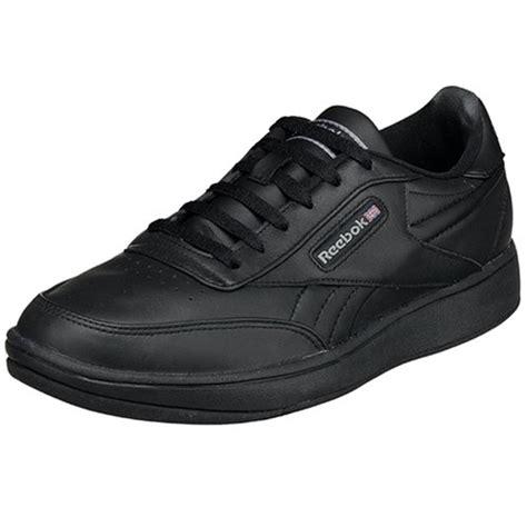 reebok s classic ace tennis sneaker black carbon 6