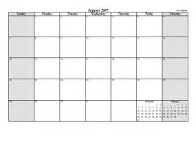 pdf calendars month on a page downloadable and very