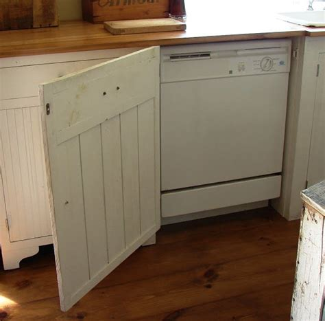 How To Build A Cabinet Around A Dishwasher by 25 Best Ideas About Dishwasher Cover On Faux