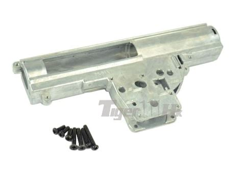 M14 Gearbox Shell Cyma cyma metal gearbox shell for p90 aeg rifle airsoft