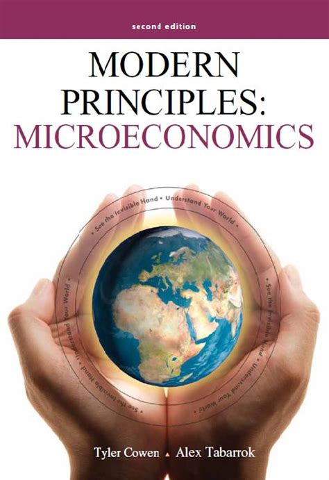 modern principles microeconomics books modern principles microeconomics the second edition