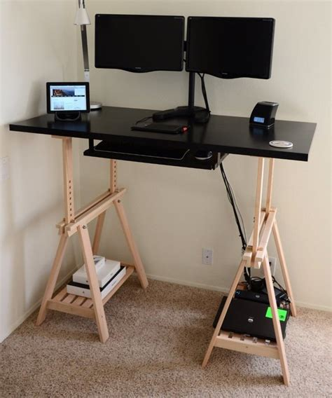 standing desk with swing 9 nerdy ways to exercise without actually working out
