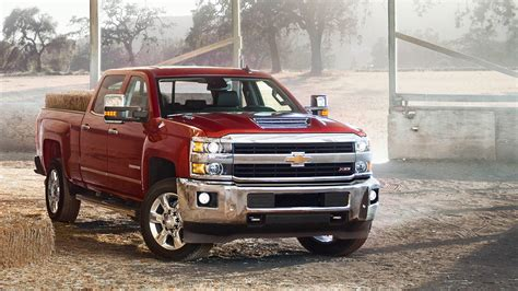 2018 Chevy Silverado Duramax 2018 Chevrolet Silverado Hd Coming To Australia With
