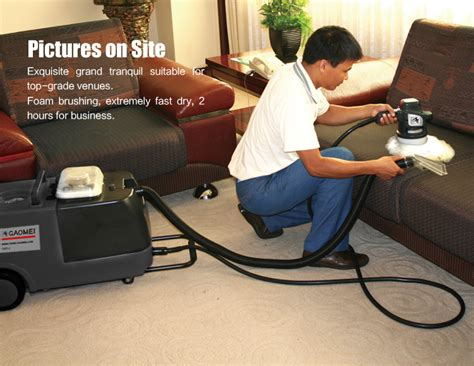 Foam Upholstery Cleaning Machine by Automatic Foam Cleaning Machine For Upholstery Sofa