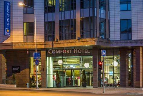 Hotel Comfort by Comfort Hotel Lt Vilnius Lithuania Hotel Reviews
