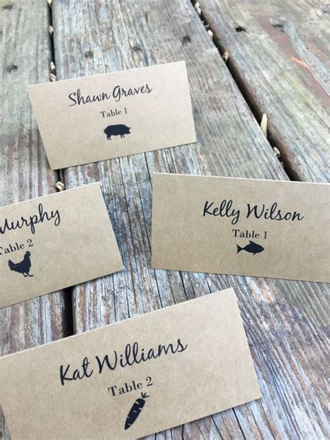 place card ideas 17 best ideas about wedding place cards on