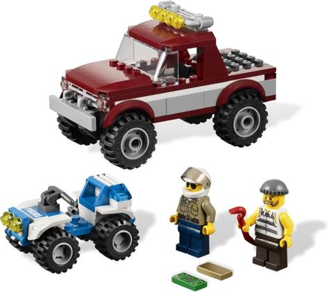 police jeep instructions 4437 1 police pursuit brickset set guide and database