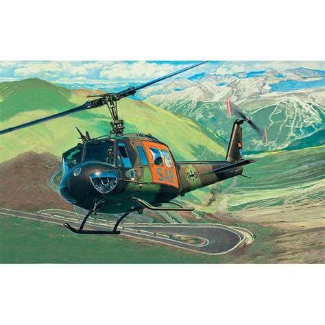 Bell Helikopter revell 4444 bell uh 1d sar helikopter bausatz 1 72 im
