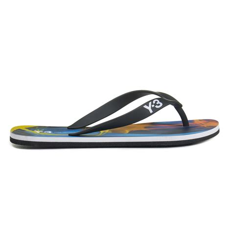 y3 sandals y3 sandals y 3 yohji flip flop in assorted