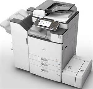 color copier ricoh aficio mp c3003 multifunction color copier copyfaxes