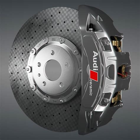 accident recorder 2007 audi s4 regenerative braking brake package rs6 ceramic front rear