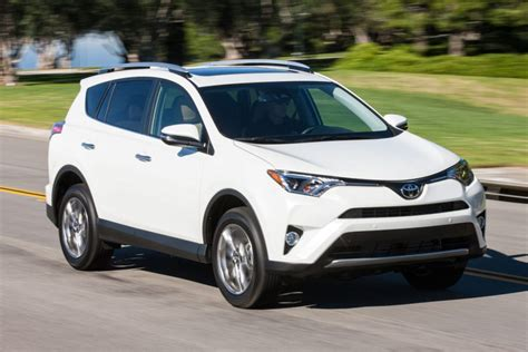 Toyota Rav 4 Limited 2016 Toyota Rav4 Limited Review Sensible Practical