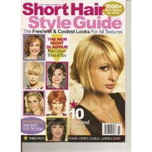 short hair style guide magazine short hair style guide magazine no 101 2012