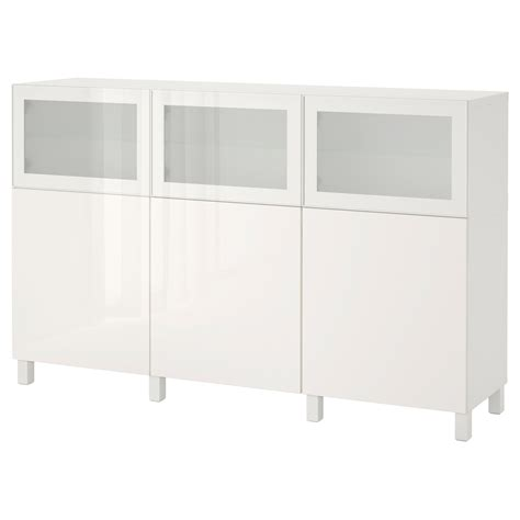 ikea besta storage combination best 197 storage combination with doors white selsviken