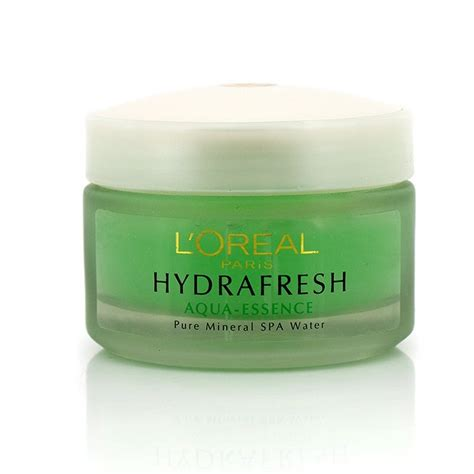 L Oreal Hydrafresh Moisturizer l oreal dermo expertise hydrafresh all day hydration aqua