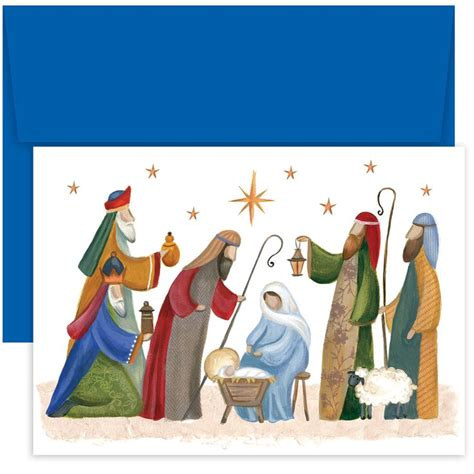 cards with nativity 29 best 2016 religious cards images on