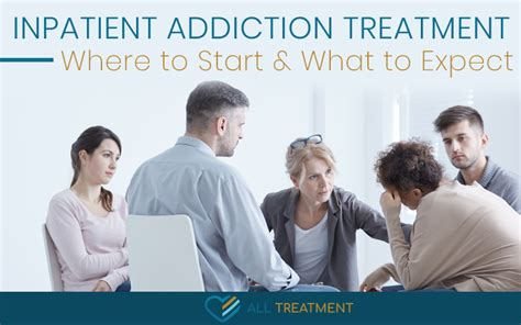 Inpatiet Detox Ct Medicaid by Inpatient Addiction Treatment Where To Go What To Expect