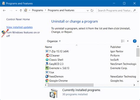 how to uninstall and remove all windows 10 default how to uninstall an update in windows 10