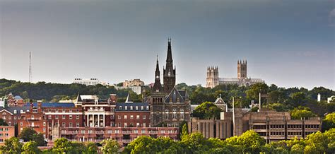 Georgetown Mba Scholarships by Flickr Photo