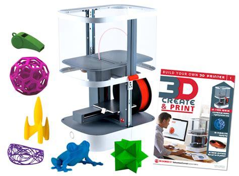 create 3d 3d create print technology eaglemoss