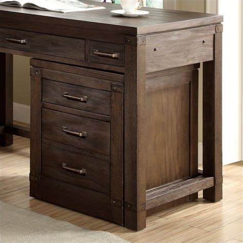 Riverside Cabinets by Riverside Furniture Promenade Mobile File Cabinet In Warm
